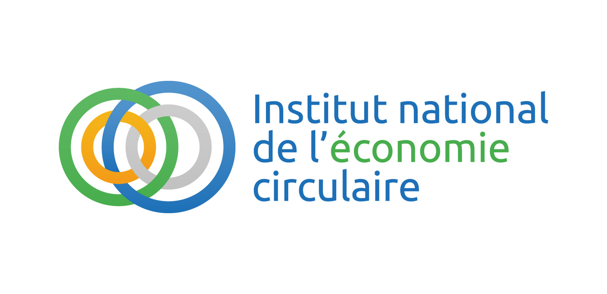 Institut National de l'Economie Circulaire Cité de l'Environnement Ils nous soutiennent